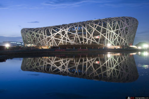 olympic bird's nest